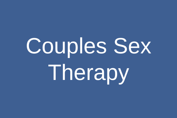 Couples Sex Therapy